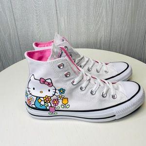 Converse Chuck Taylor Hello Kitty Size 7.5